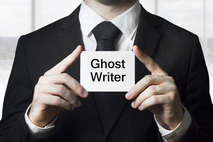 Ghostwriter seriös Erfahrung